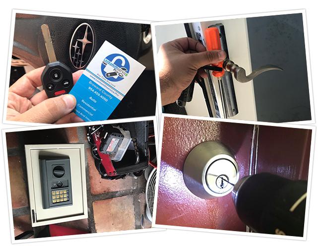 florida locksmith services