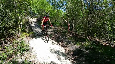 markham park mountain bike trails