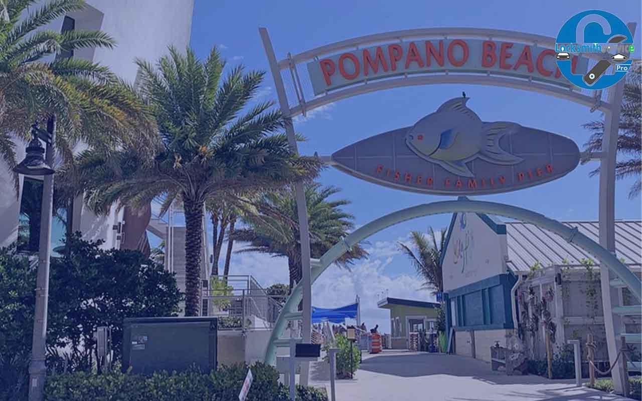 pompano beach locksmith service pro
