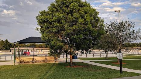 western community center at regional park